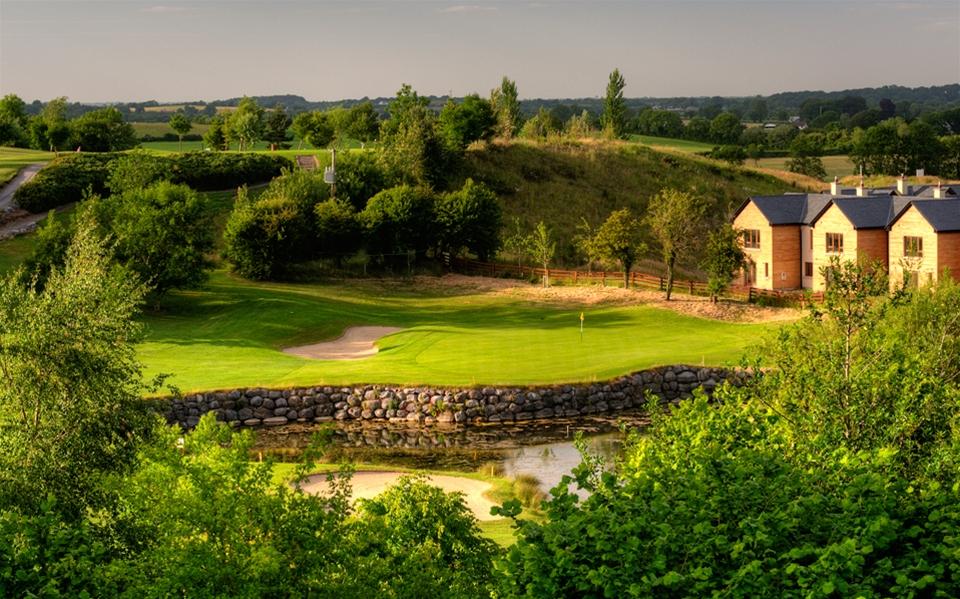 Esker Hills Golf Club Tullamore Co Offaly Ireland